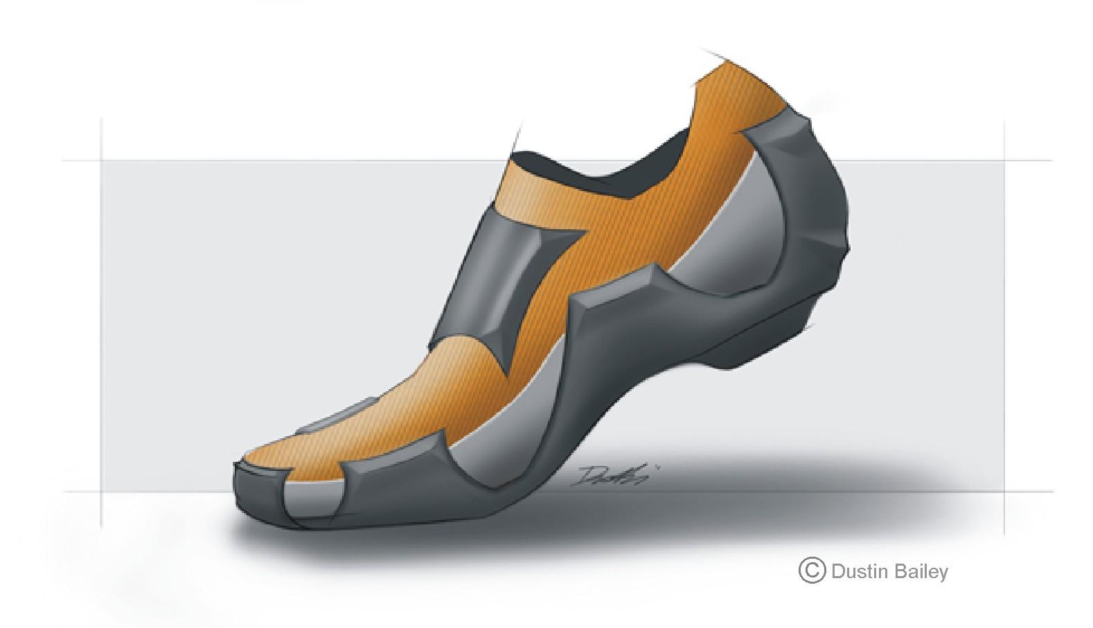 drawon  more concept shoes