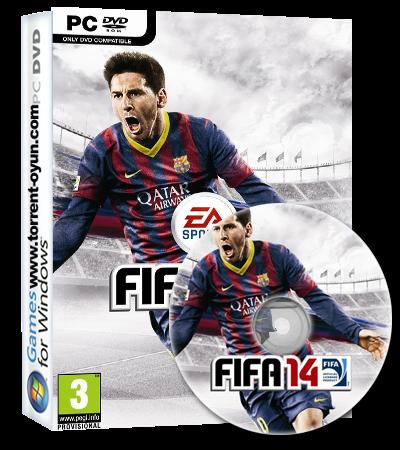 Fifa 2014 Uptade v2 + Crack Fix v5 İndir