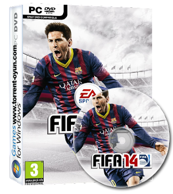 Fifa 2014 Uptade v2 + Crack Fix v5 İndir