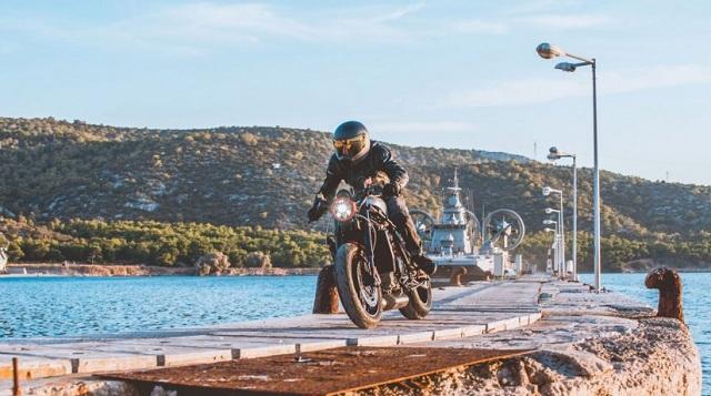 DCR 017: Η πρώτη ελληνική μοτοσικλέτα είναι γεγονός! [Βίντεο]