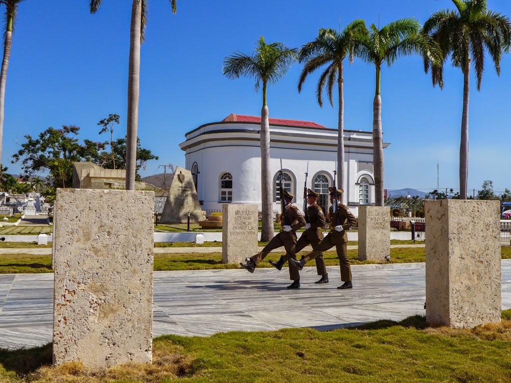 Santiago de Cuba Cementerio Santa Ifigenia