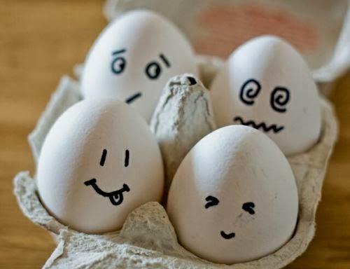 Τα αυγά, τα ευρώ και τα κέρατα