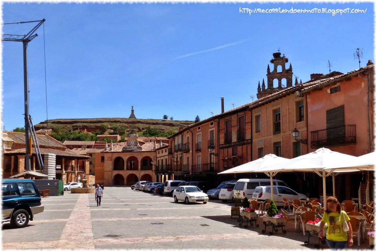 plaza de Ayllón