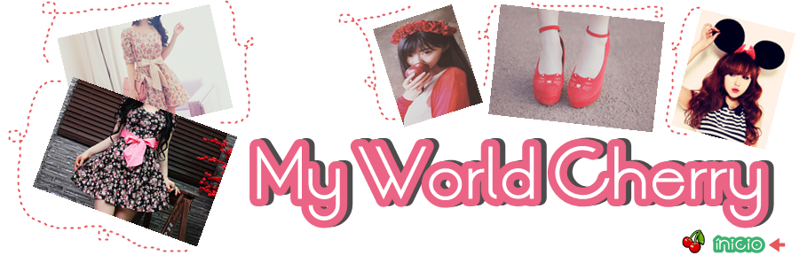 My World Cherry //Oficial