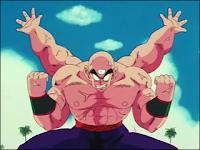 tenshinhan 4 braços em dragon ball