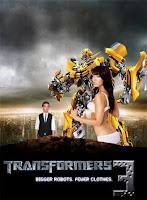 trasnformers 3 2011 pelicula poster