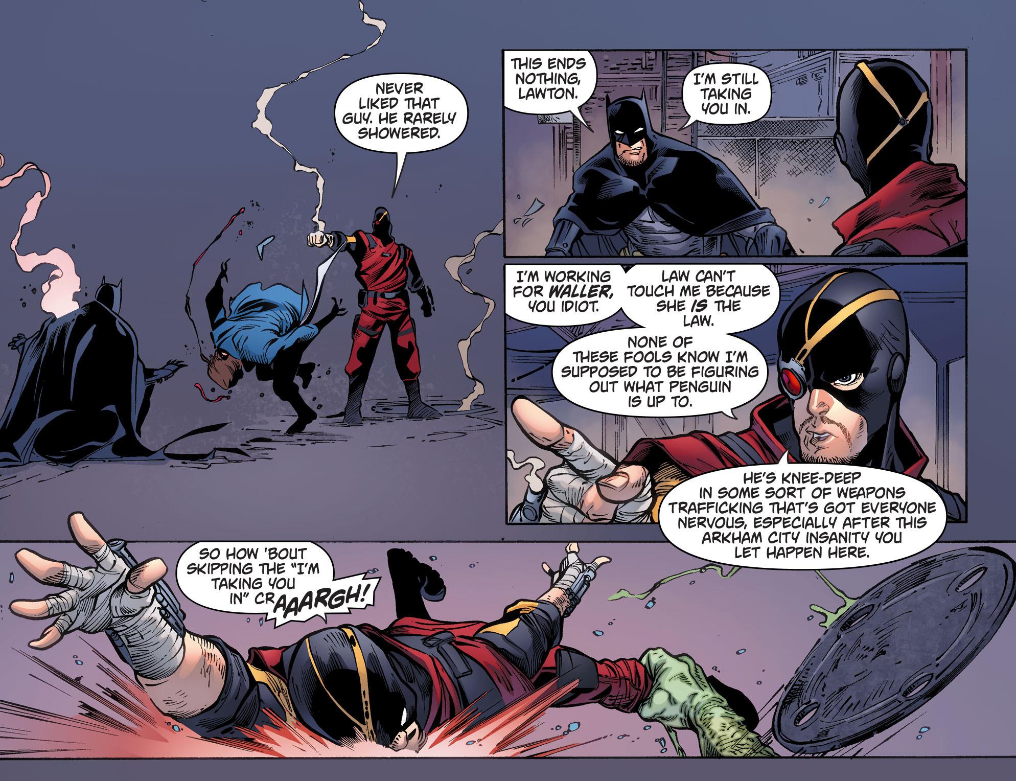 Batman: Arkham Knight [I] Issue #22 #24 - English 21