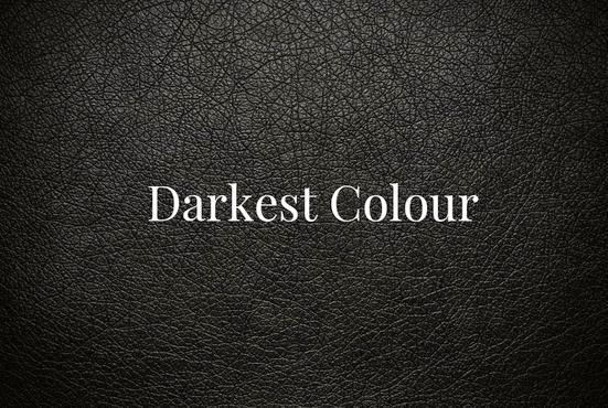 Darkest Colour