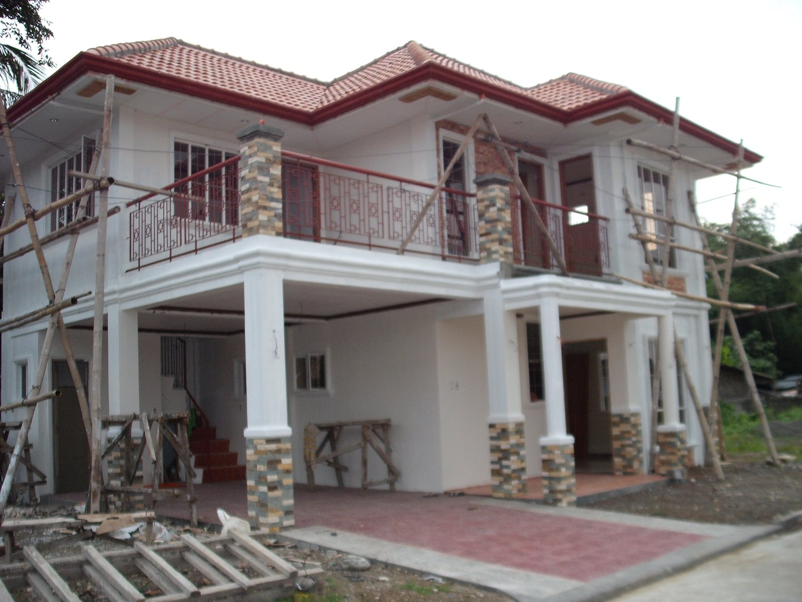 Custom home designs of Royal Residence Iloilo by Pansol Realty and ...