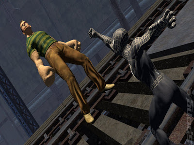 Spiderman 2 Screenshot 3