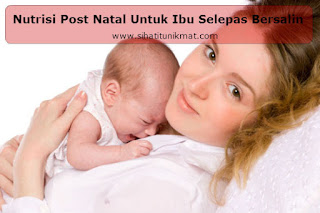 set post natal shaklee
