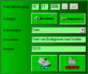 free download software untuk mengelola keuangan Easy Cash Manager
