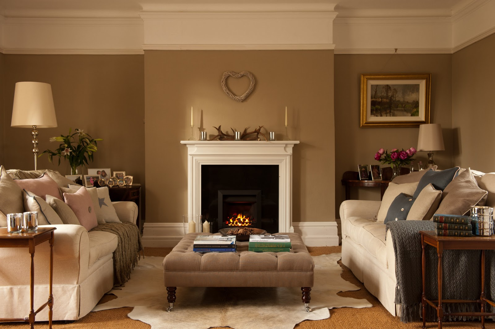Rsky t l irish style living styles - Interior design styles for small living room ...
