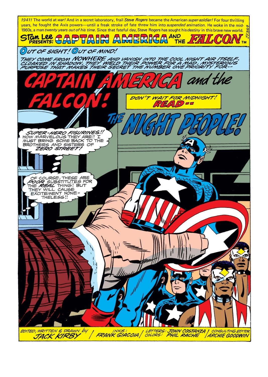 Captain America (1968) Issue #201 #115 - English 2