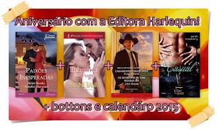 PROMOÇÃO: Aniversário com a Editora Harlequin!!