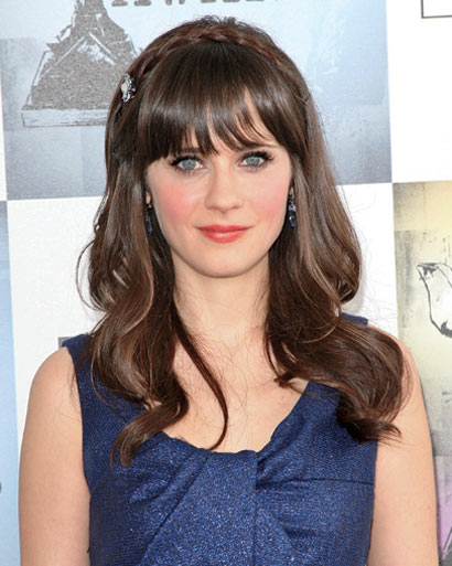 Hairstyles with Bangs 2011