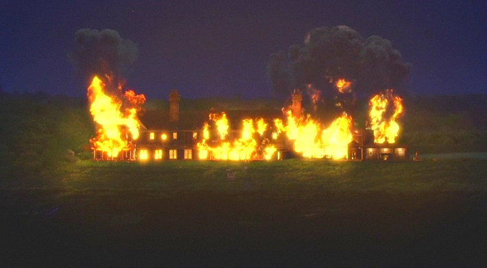 Victoria Mansion, Revenge 4x20