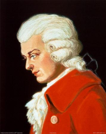 """Mozart's """"Eine kleine Nachtmusik"""" 1, Allegro."""