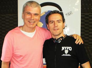 Maurício Saraiva na programação ALFA 94,5FM