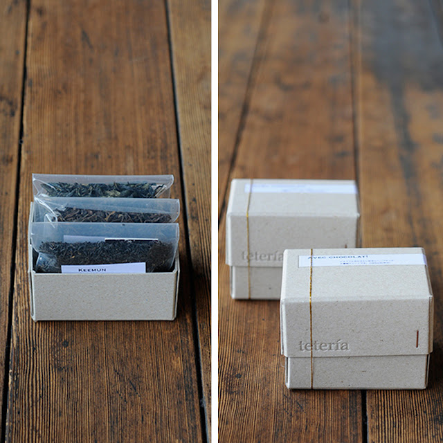 tea packaging - the round button blog
