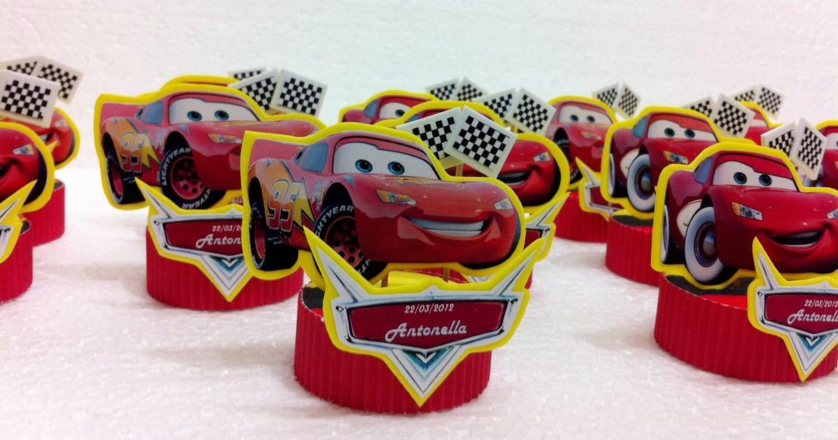Decoraciones infantiles souvenirs cars - Decoraciones para cumpleanos infantiles ...