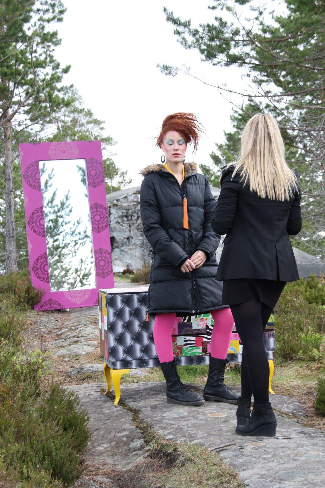 IKEA hacking av Mogstad speil