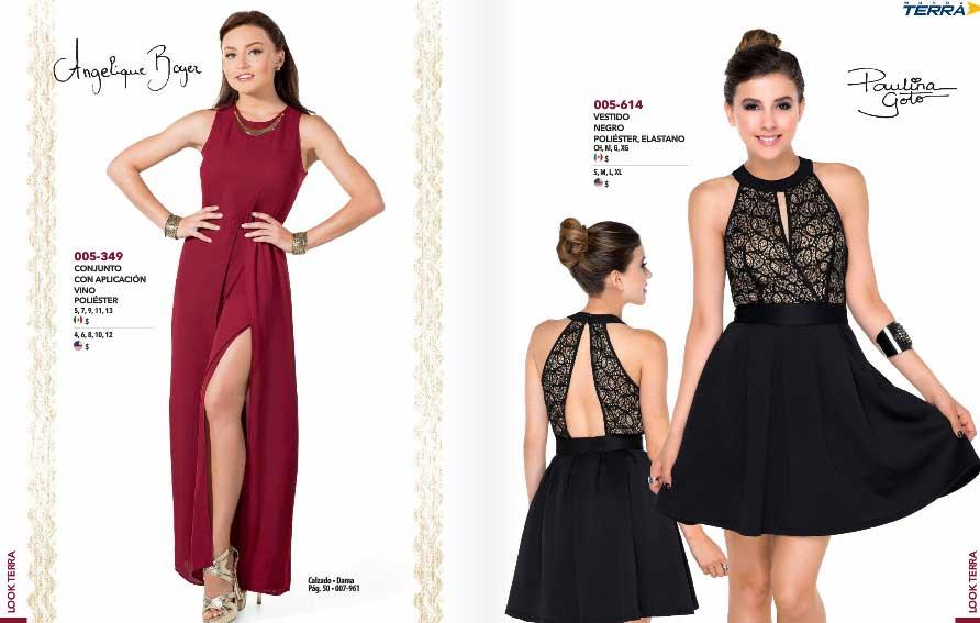 Catalogos de ropa oto o invierno 2017 vestido de novia for Catalogo bp 2017