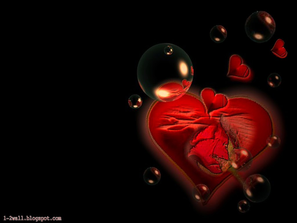 Love Wallpapers HD I You Heart