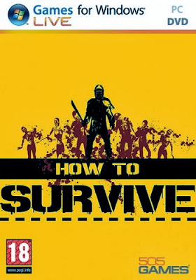 Cover Of How to Survive Full Latest Version PC Game Free Download Mediafire Links At worldfree4u.com