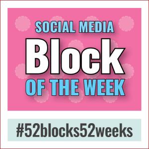 #52blocks52weeks