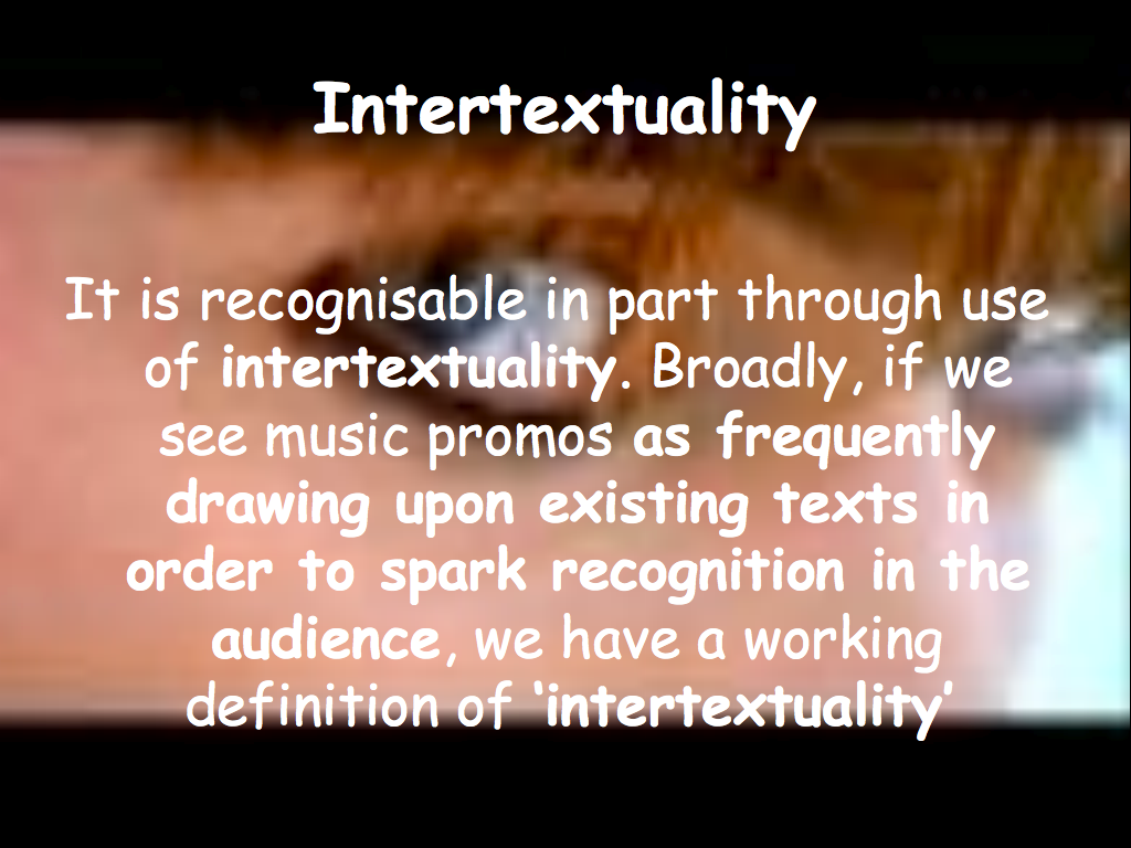 an analysis of the semiotic notion of intertextuality