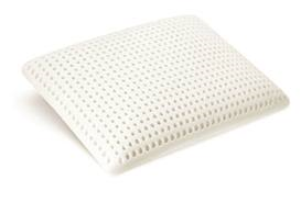 latex pillows, helps neck, restful sleep