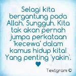 Janji Allah Itu Pasti :)))