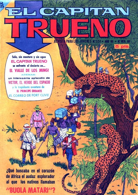 El Capitán Trueno Extra (1960-1968)