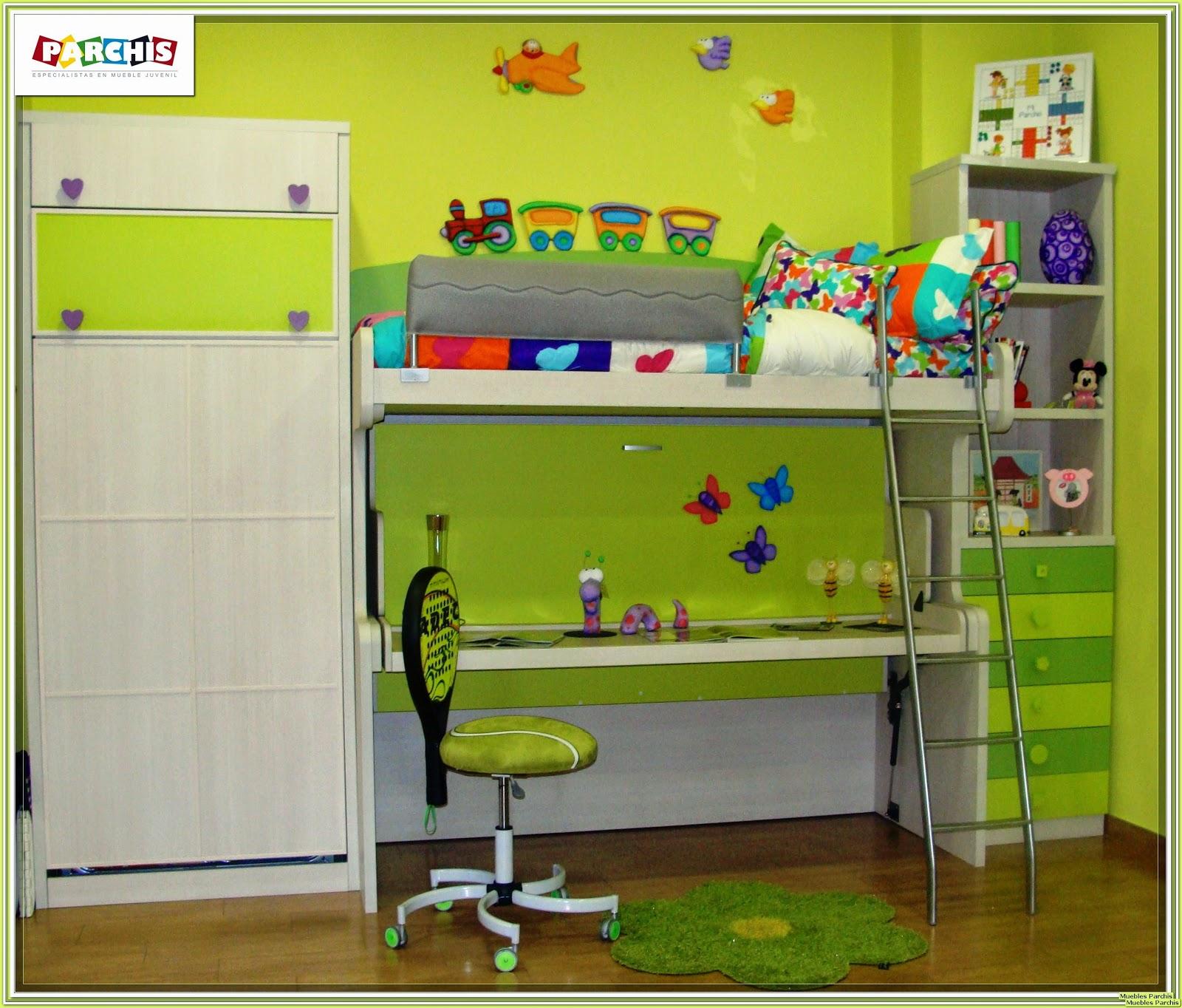 Tres Camas En Una Cool Bean Home With Tres Camas En Una Tres  # Caio Muebles Infantiles