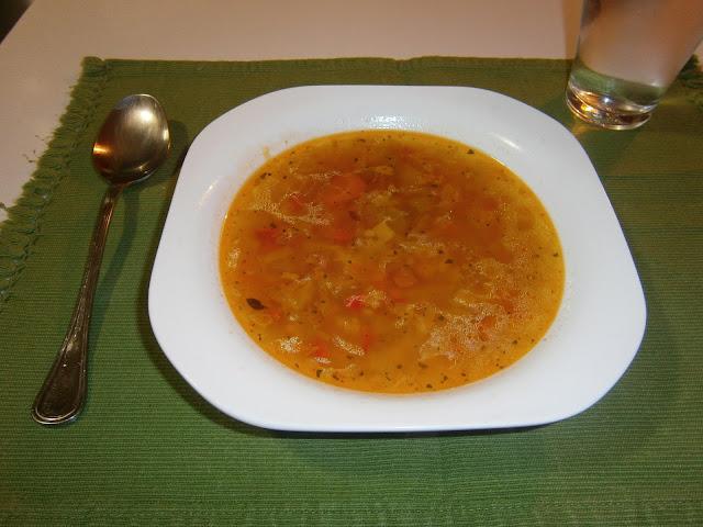 Sopa de Verduras (Sopa Juliana)