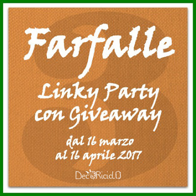 3° Linky Party tematico mensile by Decoriciclo