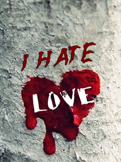 gallery for i hate love images for facebook
