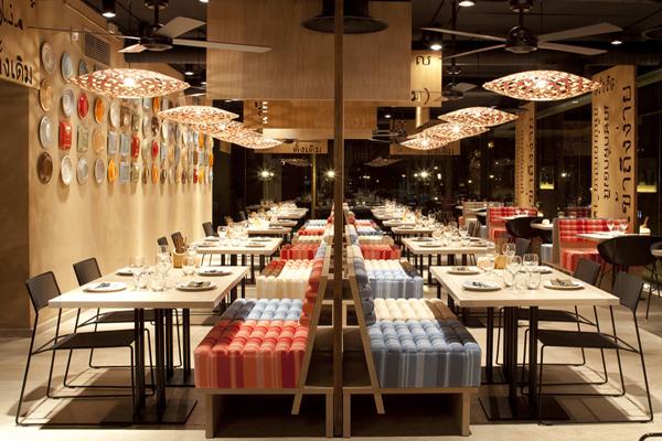Marzua multiculturalidad asi tica en el nuevo restaurante for Decoracion de hosteleria