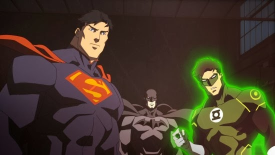Justice League The Movie Teaser Trailer Justice League War Movie