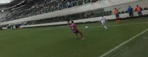 Bahia vence o Santos e avança na Copa BR