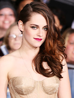 'Twilight' star Kristen Stewart named the world's best dressed woman