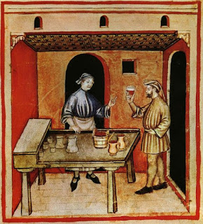 Historie medievali la locanda e l 39 albergo nel medioevo - La locanda degli amori diversi ...