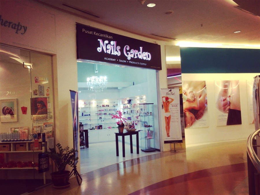 Beauty, Travel & Lifestyle - theChency\'s Diary : Nails Garden