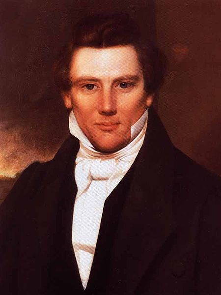 Joseph Smith's birthdate • Eve Out of the Garden Joseph Smith
