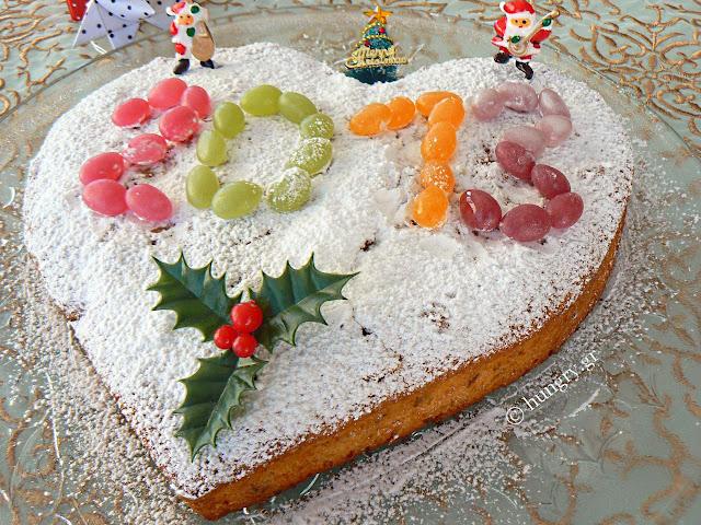 New Year Cake 2013