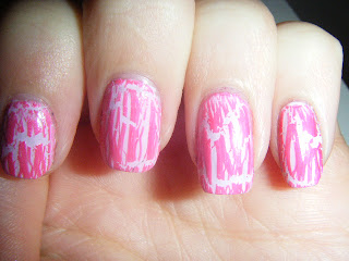 OPI Mod About You & Pink Shatter