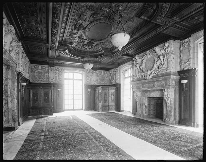 New york history geschichte 960 fifth avenue for U s senate dining room