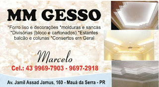 "MM GESSO ""Marcelo"""