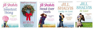 The Sweetest Thing (Shalvis), Small Town Christmas (Shalvis), Head Over Heels (Shalvis), Lucky In Love (Shalvis), At Last (Shalvis)